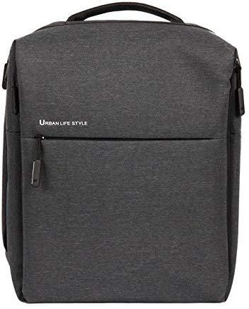 Рюкзак XiaoMi Simple Urban Life Style BackPack, Black (ZJB4027CN)