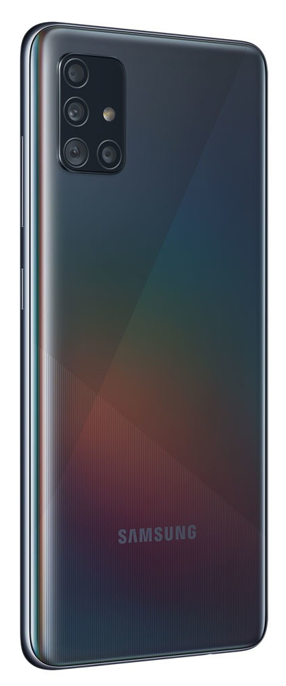 Смартфон Samsung Galaxy A51 128Gb Чёрный (SM-A515F)