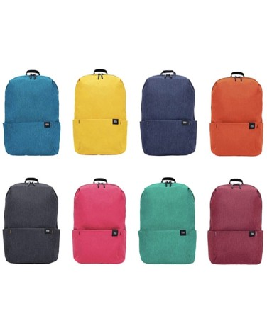 Рюкзак XiaoMi Mi Colorful Small Backpack, оранжевый