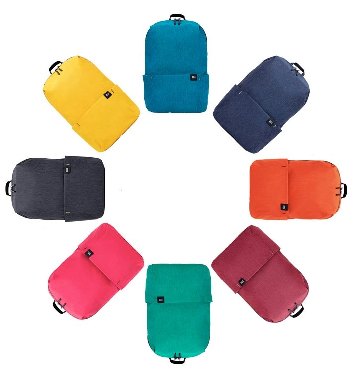 Рюкзак XiaoMi Mi Colorful Small Backpack